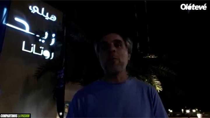 Las novedades de River en Al Ain