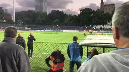 Mal momento de Sampaoli en Uruguay