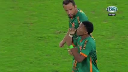 Fluminense le empató a Junior de Barranquilla