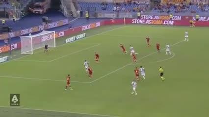 Roma: gol de taco y resumen vs. Udinese