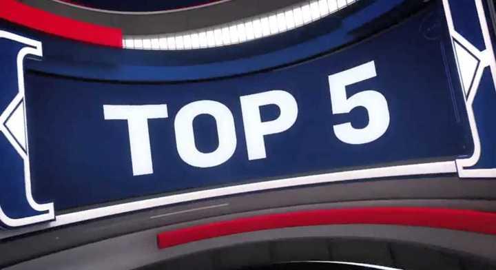 TOP 5 de la jornada