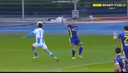 Chucky Lozano la metió a los 9 segundos para el Napoli