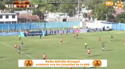 El 3-1 de Villa San Carlos a Berazategui