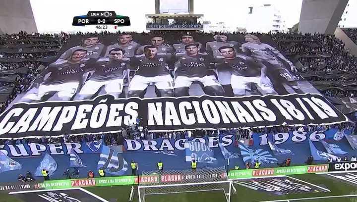 Para los de Porto, los árbitros jugaron para el Benfica...