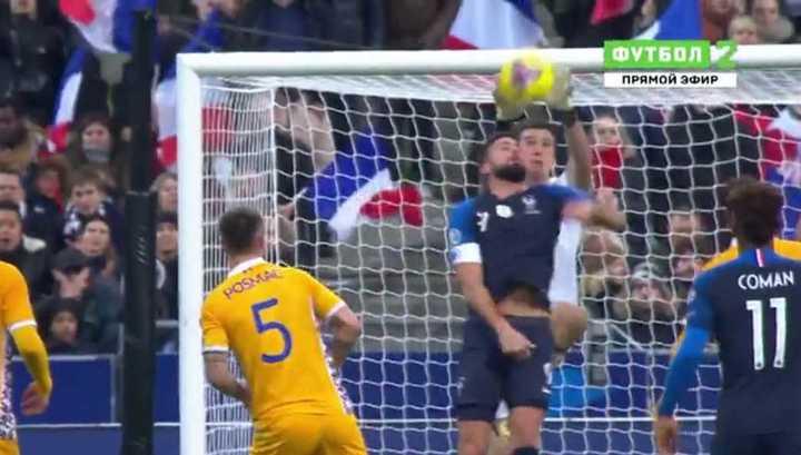 El empate de Francia