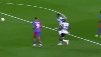 Los goles de Barcelona 3 - Valencia 1