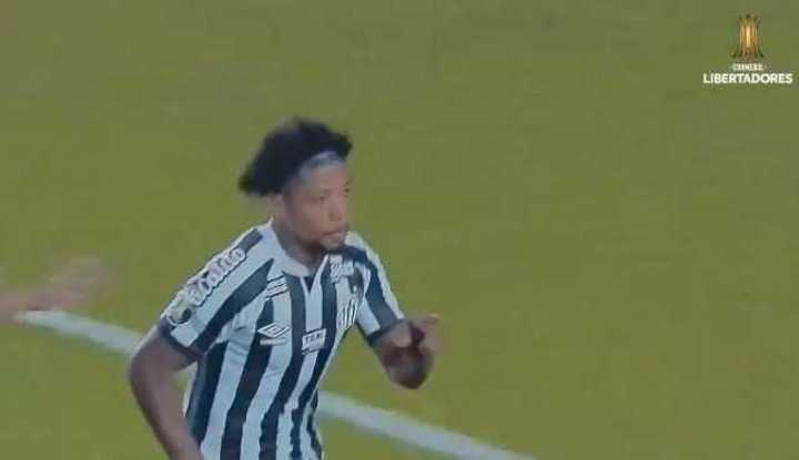 Santos le ganó 2 a 1 a Liga de Quito