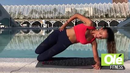 La reina del Fitness, Patricia Vera, vuelve a Olé