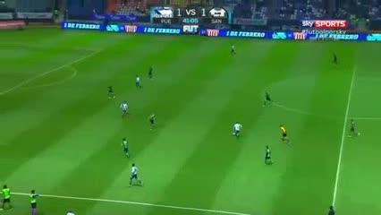 El resumen de Puebla 1 - Santos 1