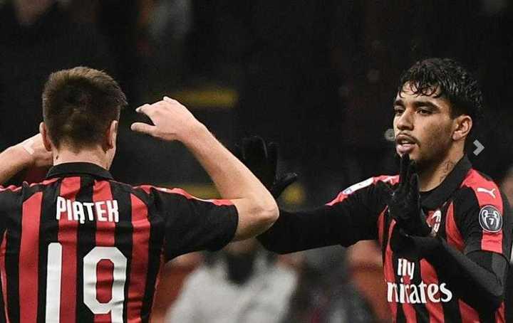 El gol y el sentido festejo de Lucas Paquetá