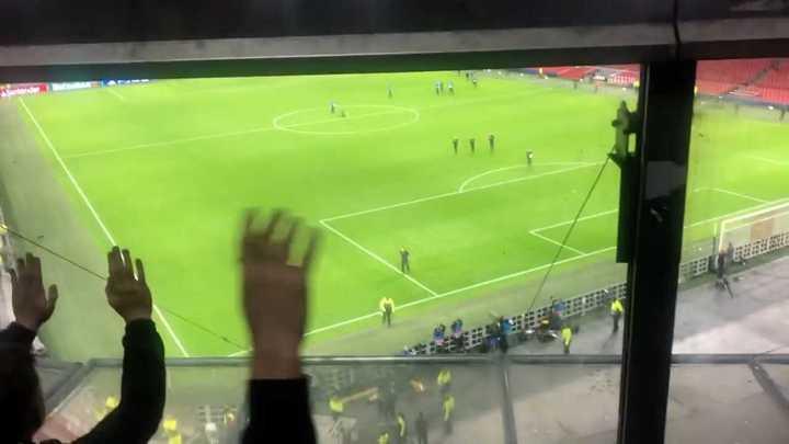 El hit de los hinchas del Tottenham con Mauricio Pochettino