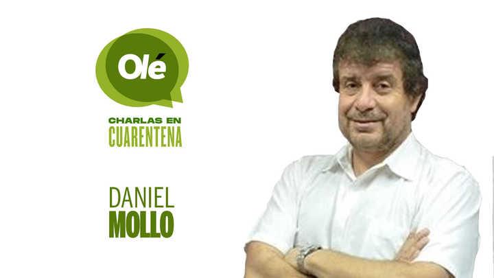 Daniel Mollo habló con Olé