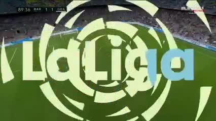 El empate de Araújo para Barcelona