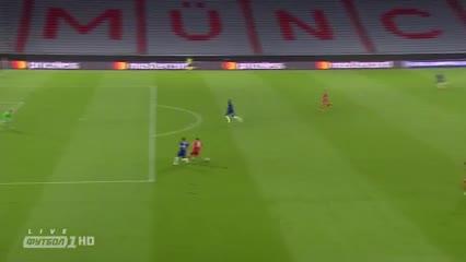Perišić puso el 2 a 0