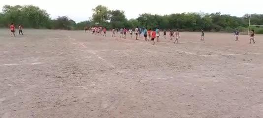 El entrenamiento de Caraguay Rugby