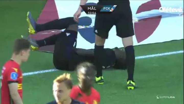 ¡El gol más doloroso!