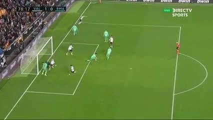 Real Madrid lo empató en la última jugada