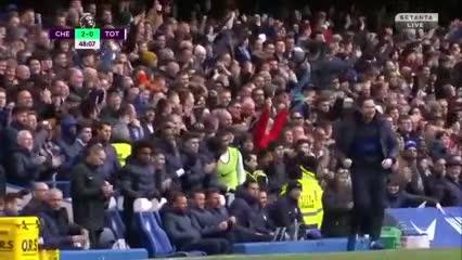 Los goles de Chelsea 2 Tottenham1
