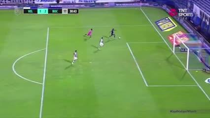 Villa puso el 2 a 1