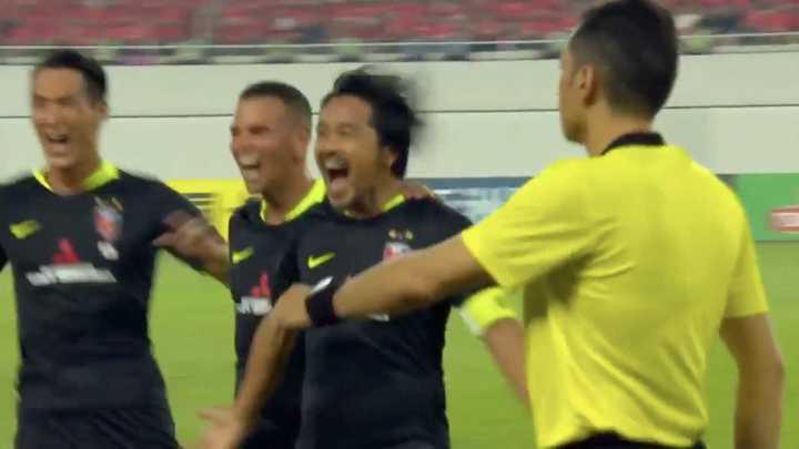 El Urawa eliminó al Guangzhou