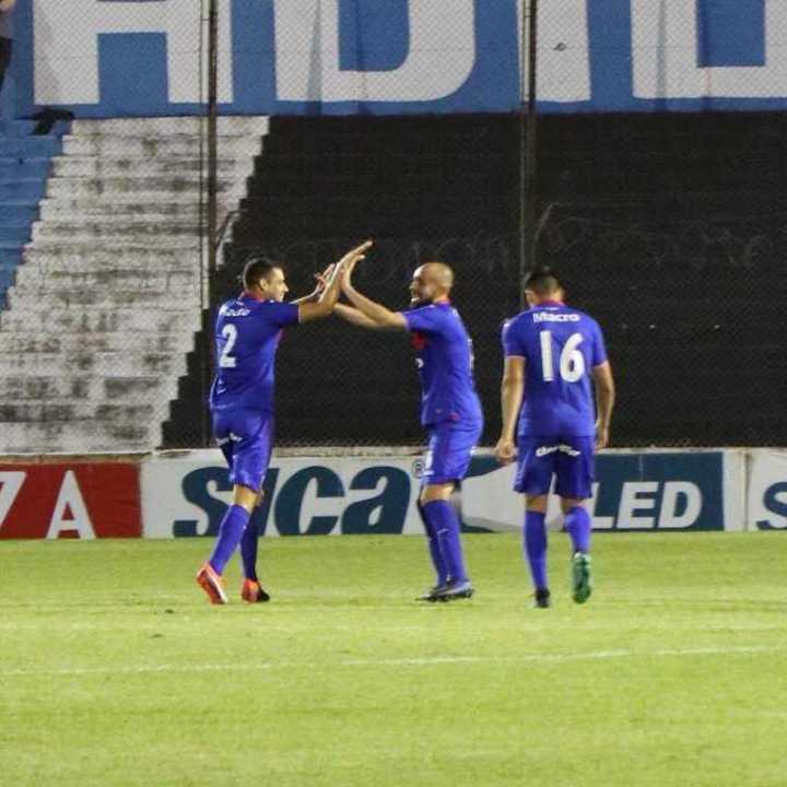 Los goles de Almagro 0 - Tigre 3