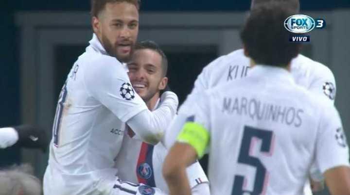 El PSG ganó 5 a 0
