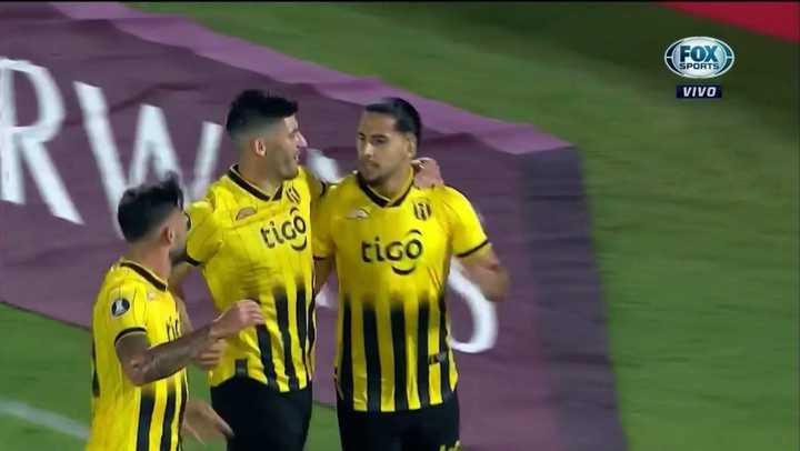 Guaraní lo dio vuelta y marcó el 2 a 1