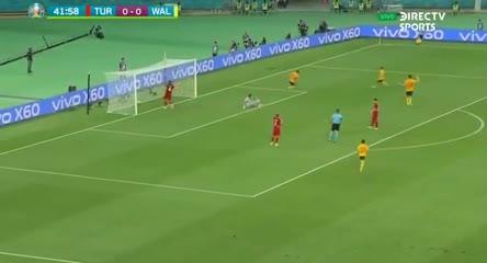 Asistencia de Bale y gol de Ramsey