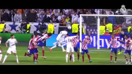 El homenaje del Madrid a Sergio Ramos