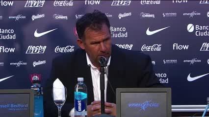 """Diego Dabove: """"Tuvimos una noche muy mala"""""""