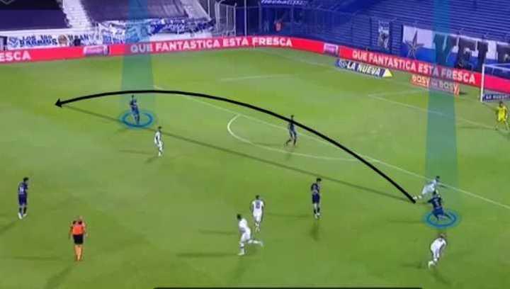 El videoanálisis de los goles de Boca a Vélez