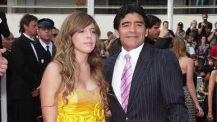 El audio de Diego Maradona contra Dalma