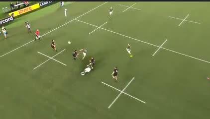 Lo mejor de All Blacks - Springboks