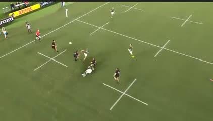 Lo mejor de All Blacks - Springboks