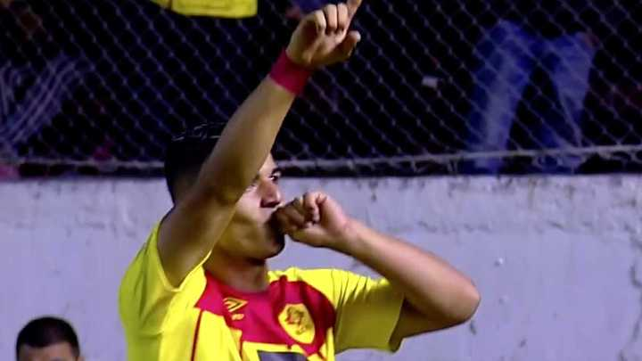 Alvarado gritó el primer gol de Aucas