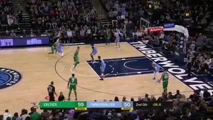 Las mejores jugadas del viernes 21 de febrero en la NBA