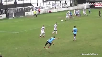 El resumen de All Boys 0 - Brown (A) 3