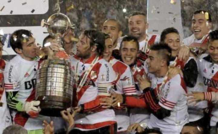 Los 10 momentos más importantes de River en la Libertadores 2015