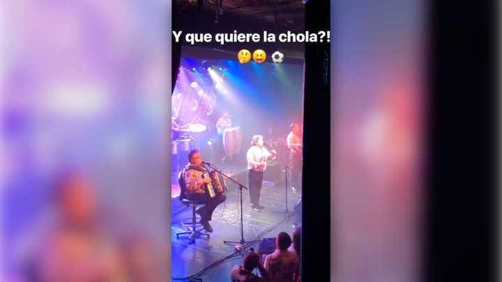 Marcos Díaz y una humorada para Vélez