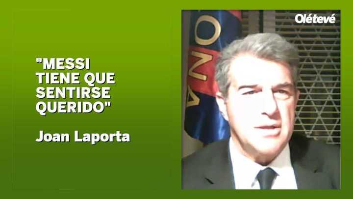 Joan Laporta: