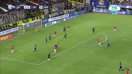 Pablo Pérez estuvo cerca de abrir el marcador