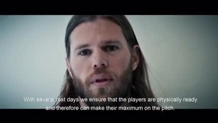 El reclamo de jugadores de handball