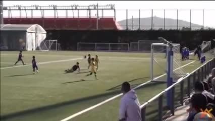Los goles de Thiago