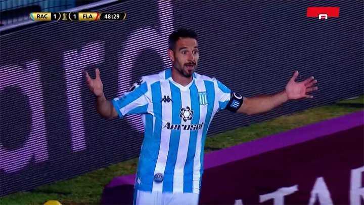 Le anularon un gol a Licha López