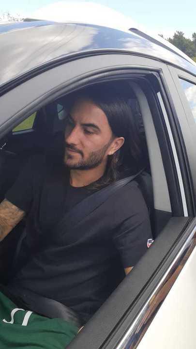 Sebastián Pérez volvió a Boca.