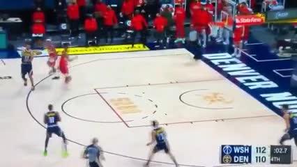 Campazzo erró el tiro del final