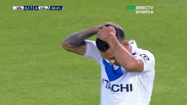 Janson lo tuvo para Vélez