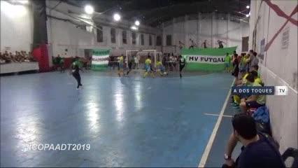 Monteviejo derrotó 3-1 a Asturiano
