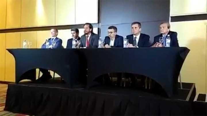Laporta habló del fallo contra San Lorenzo