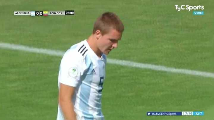 Argentina estuvo muy cerca del primero